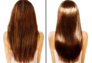 Глянцевание волос: как сделать волосы мягкими и шелковистыми молекулярным восстановлением волос