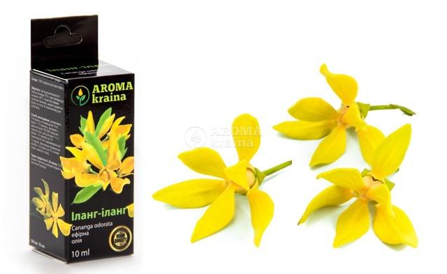 Масло иланг иланг для волос: применение натурального и эффективного эфирного масла