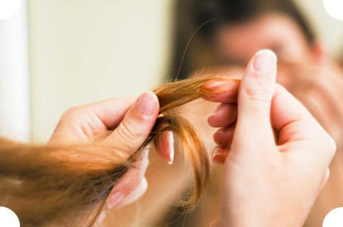 Маска для кончиков волос в домашних условиях