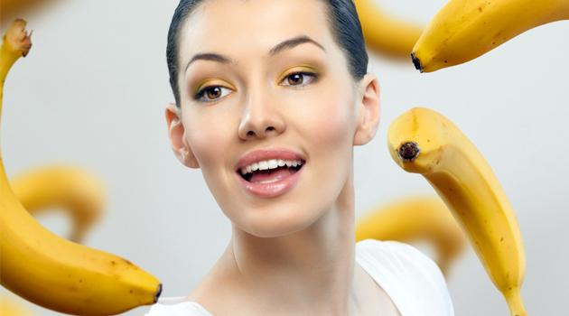 Банановая маска для волос: банан для локонов