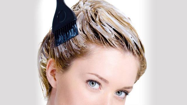 Декапирование волос в домашних условиях