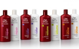 Велла шампунь: масло для волос wella