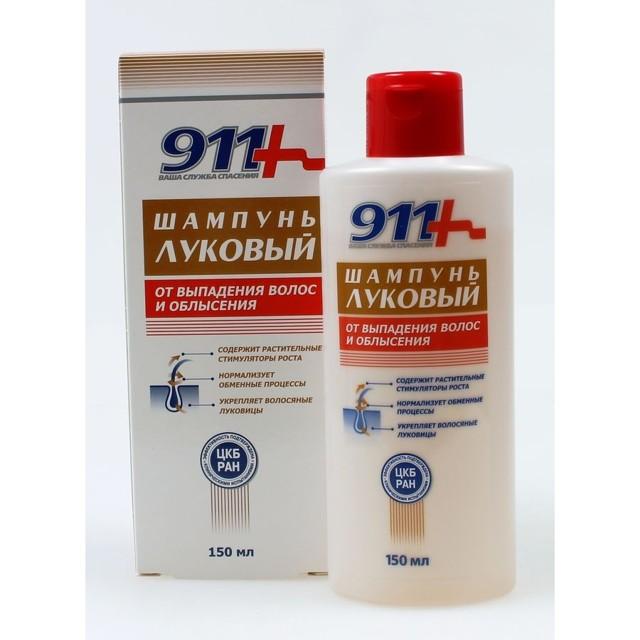 егтярный шампунь 911: отзывы, свойства, применение