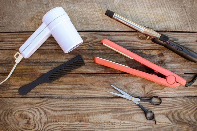 Как восстановить волосы после утюжка: средство для защиты