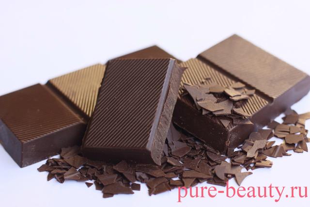 Шоколадная маска для волос: свойства средства для домашнего ухода