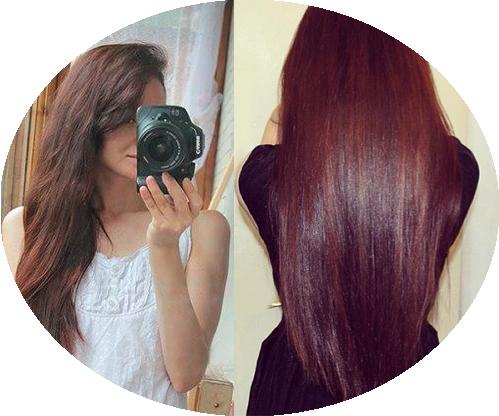 Волосы после смывки: как сделать косметический продукт в домашних условиях