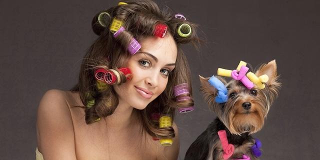 Как создать локоны на длинные волосы?
