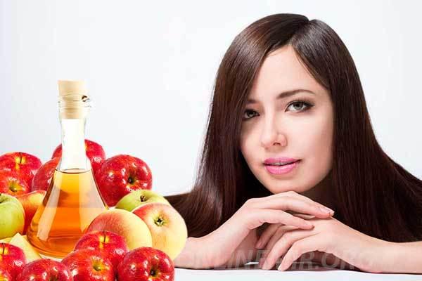 Яблочный уксус для волос: отзывы подтверждают чудодейственный эффект