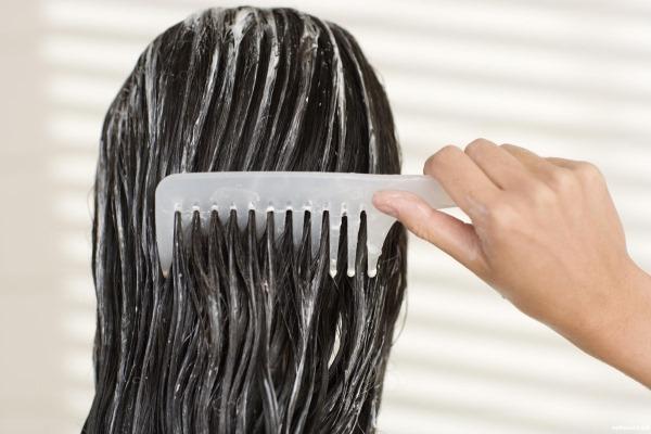 Маска для волос с касторовым маслом