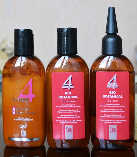 Система 4 от выпадения волос: отзывы, состав и применение