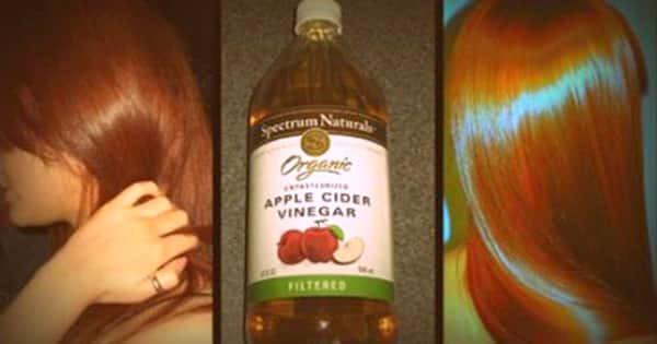 Ополаскивание волос яблочным уксусом: отзывы, пропорции, рецепты