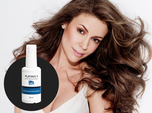 platinus v – новое инновационная средство для улучшение роста волос на голове