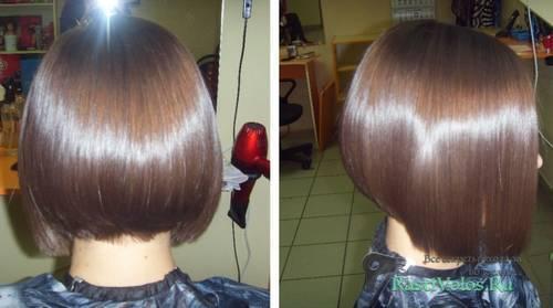 Экранирование волос: цена в салоне набора процедур