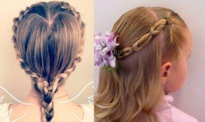 Как быстро отрастить ребенку длинные волосы?