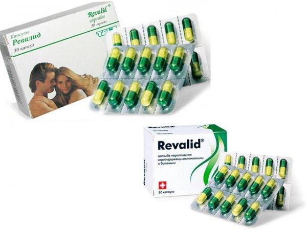 Витамины для роста волос в аптеке: Ревалид, Перфектил, Алфавит