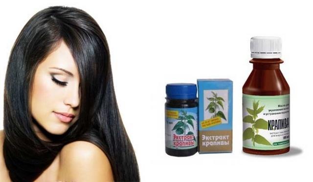 Масло крапивы для волос: отзывы о масле от выпадения волос